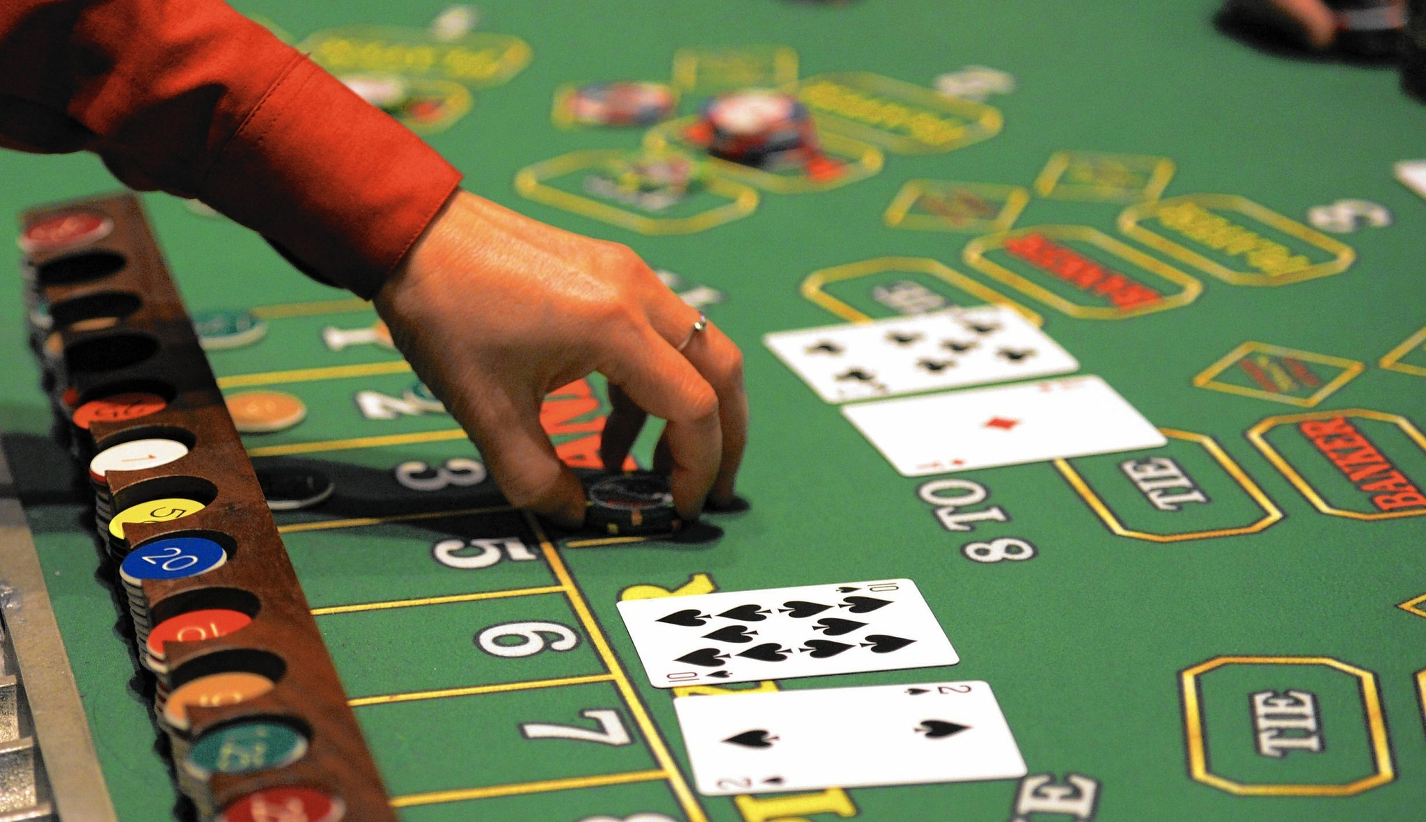 Daftar kasino online terbaik menggunakan smartphone