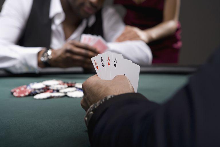 Menemukan Celah Gertakan Taruhan Poker Deposit 5 Ribu